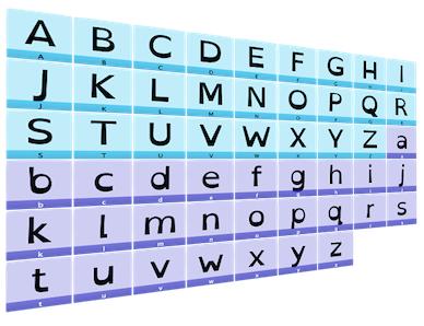 Speciaal lettertype voor dyslectische mensen